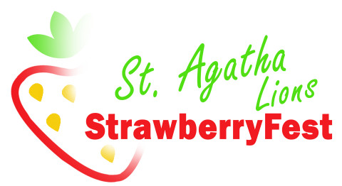 Strawberryfest new logo